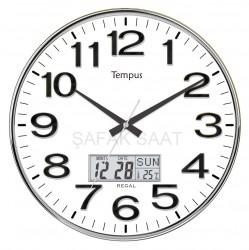 Tempus - TEMPUS 0500 SWZ DUVAR SAATİ