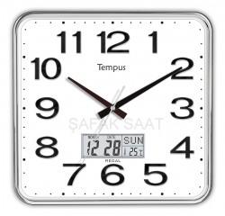 Tempus - TEMPUS 0551 SWZ DUVAR SAATİ