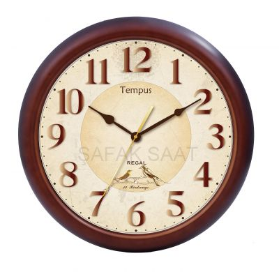 TEMPUS 1038 AWZ DUVAR SAATİ