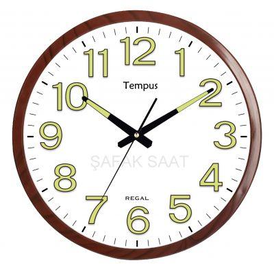 TEMPUS 8926 AWZF DUVAR SAATİ
