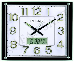 REGAL - REGAL 0513 BWLZ Duvar Saati